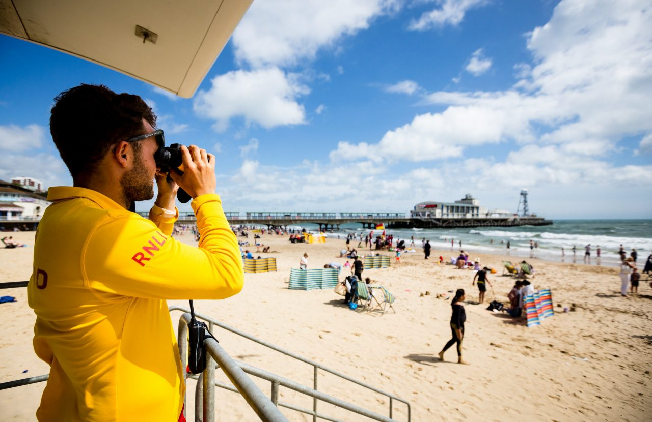 RNLI is marking the first World Drowning Prevention Day on the 25th July