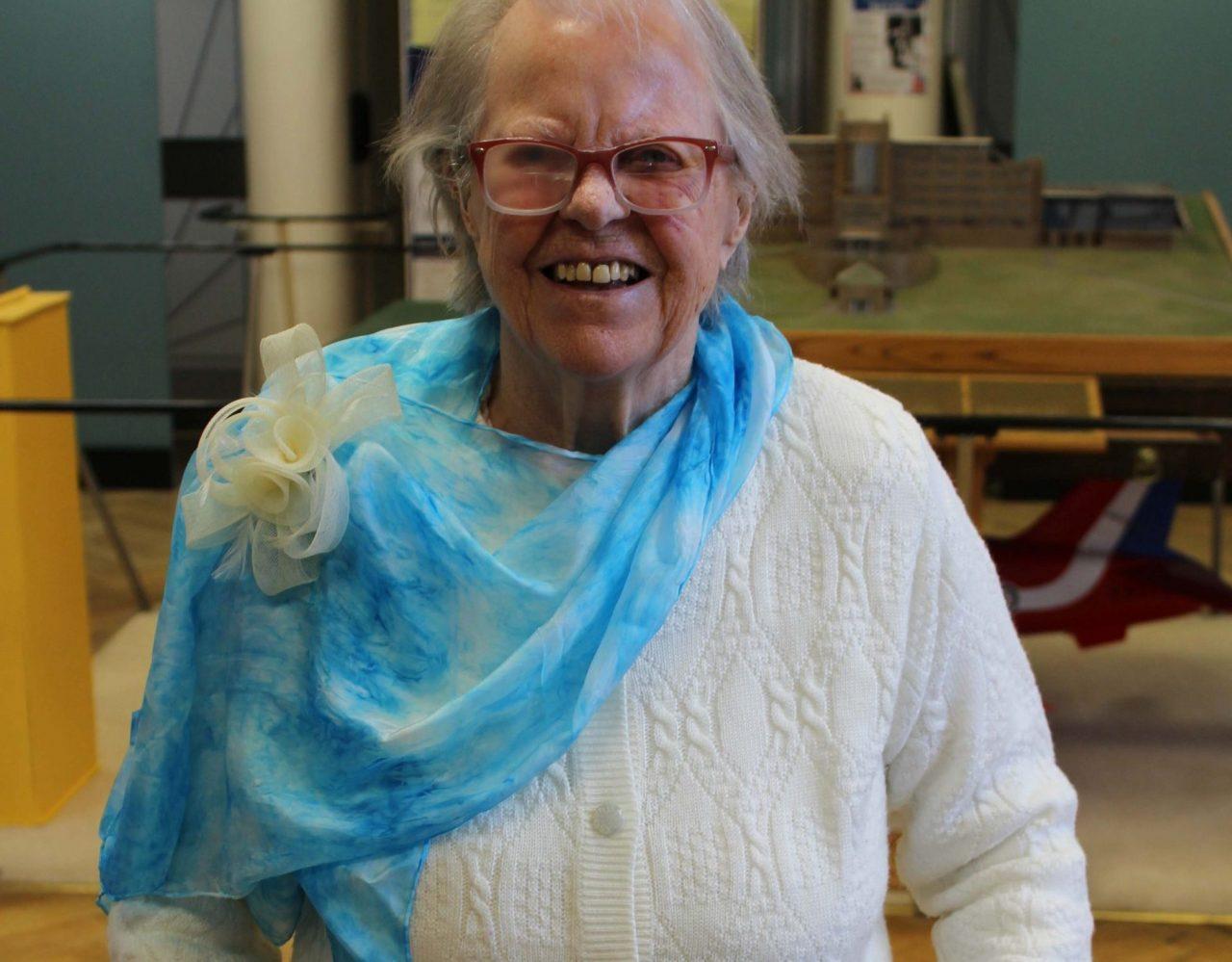 WW2 blind veteran to complete 100 lap walking challenge ahead of her 100th birthday