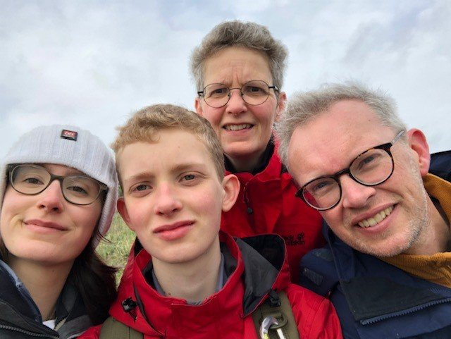 Mum thanks Hampshire and Isle of Wight Air Ambulance on its 14th birthday for saving son's life