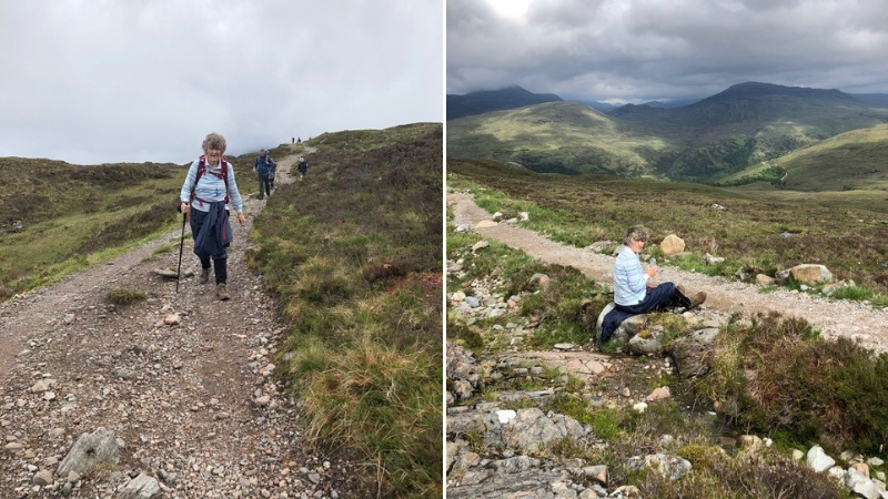 Fundraiser conquers the Devil for NHS charity