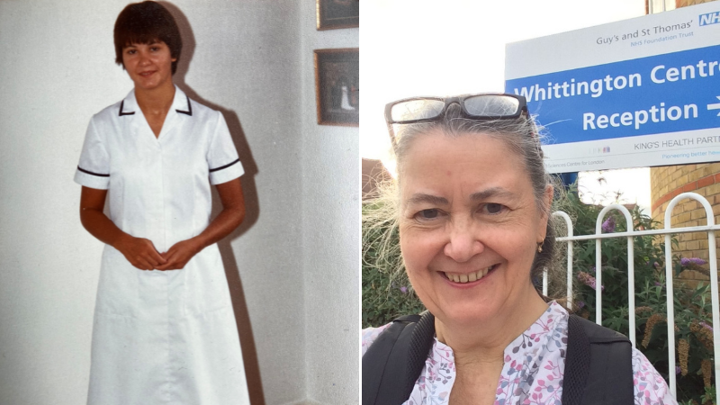 Daredevil physio to mark 40-year NHS career by abseiling down hospital