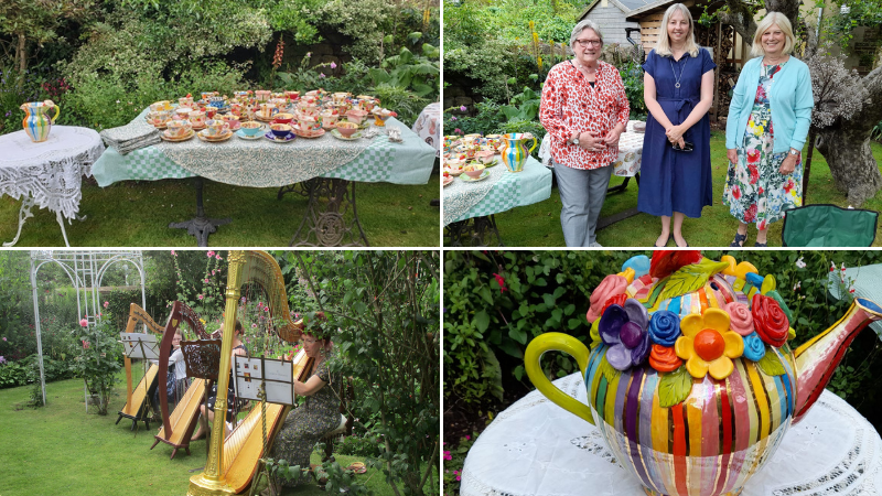 Clear Sky Children's Charity: Celebrating the return of community fundraising activities