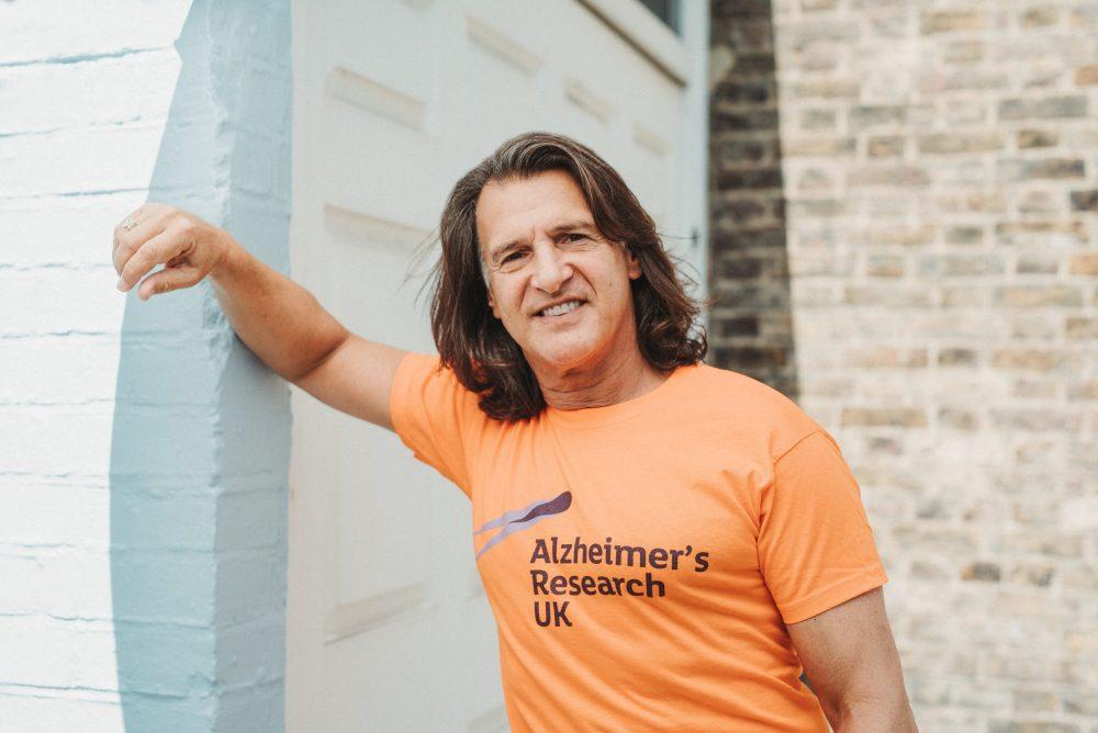 Scott Mitchell appointed an Ambassador of Alzheimer's Research UK