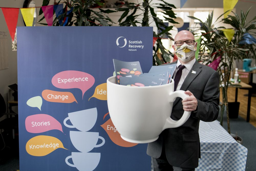 Minister for Mental Wellbeing and Social Care launches toolkit