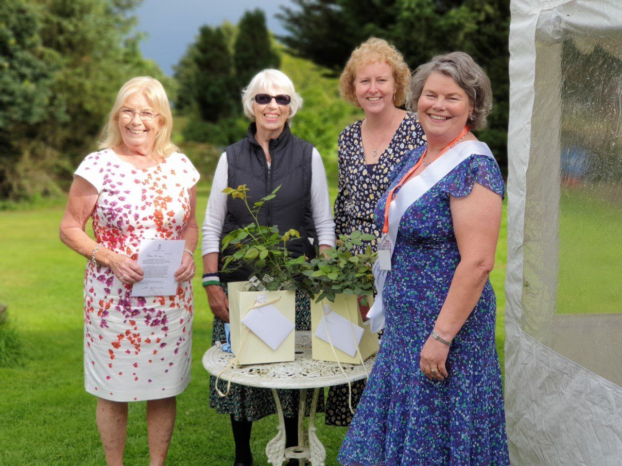 Wirral osteoporosis support group celebrates turning 30