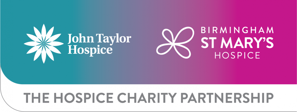 Birmingham St Mary's and John Taylor Hospice confirm successful charity merger