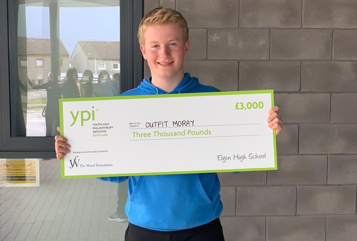 Young people in Scotland responsible for £660,000 reaching charities this year