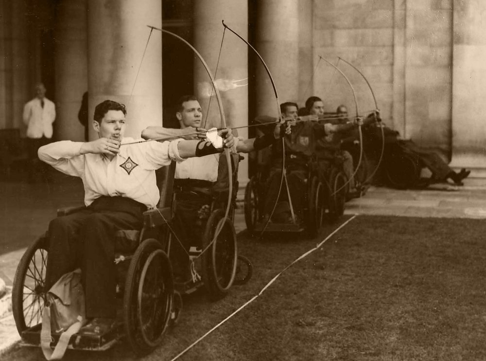 Remarkable story of how a veterans' charity helped inspire the Paralympic movement