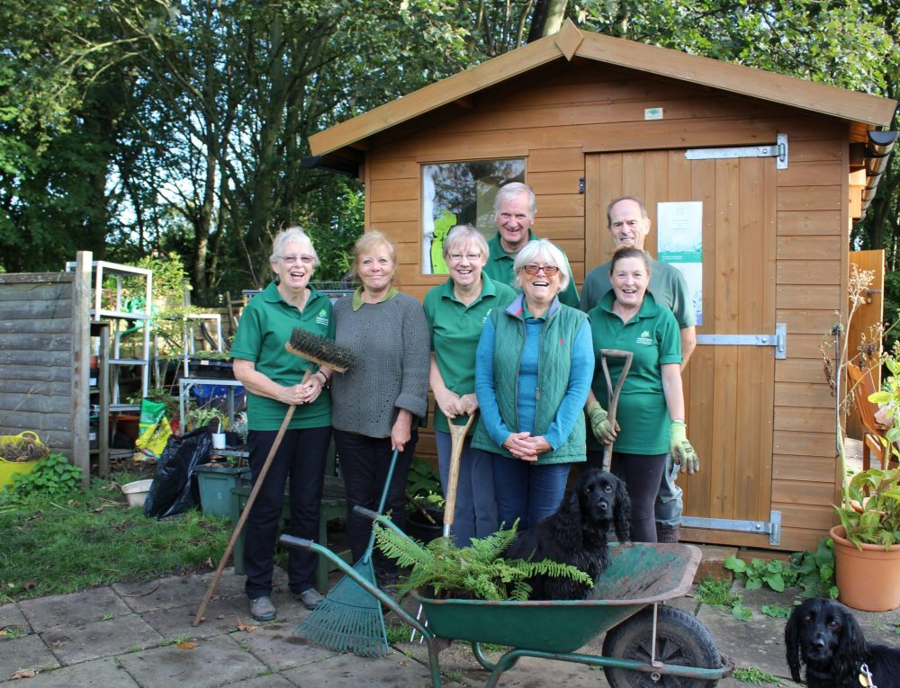 Garden-lovers invited to enjoy award-winning hospice grounds