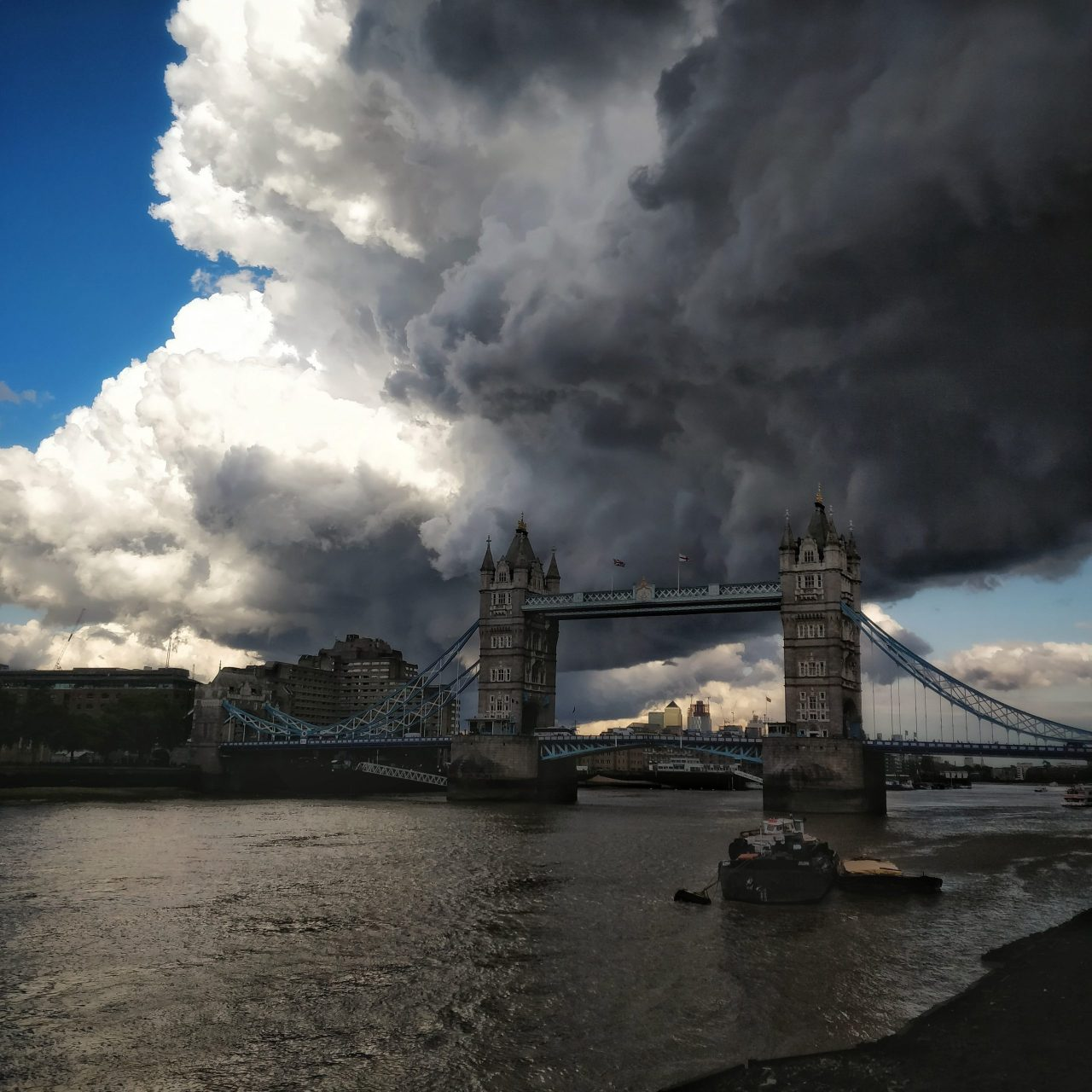 British Red Cross emergency response teams on standby for Storm Fleur