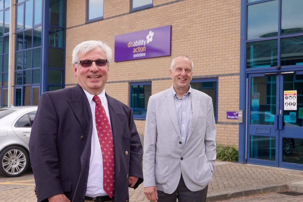 Thalidomide campaigner joins Harrogate charity Board