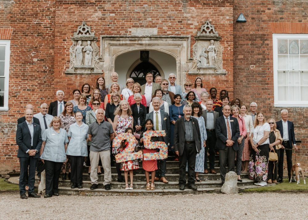 National Garden Scheme celebrates 25 years of partnership and £21million of charity funding