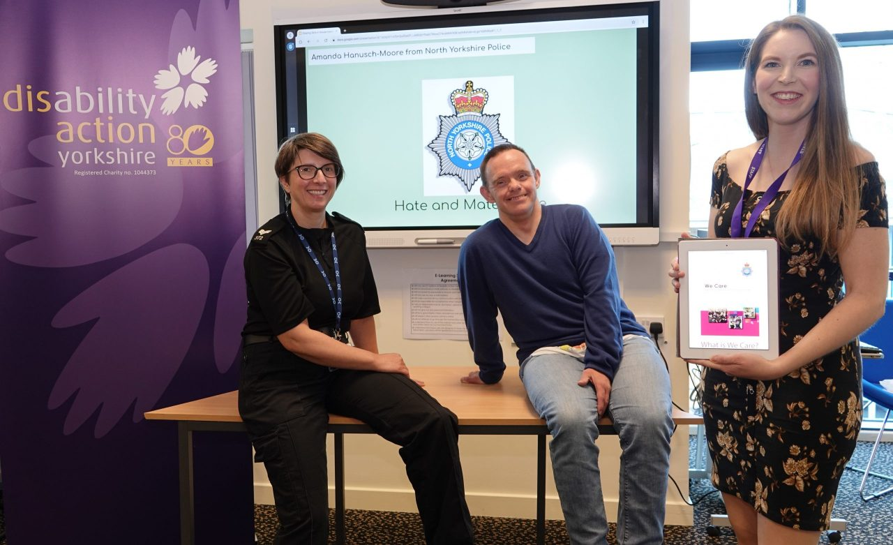Free online safety courses available for disabled people thanks to PFCC funding