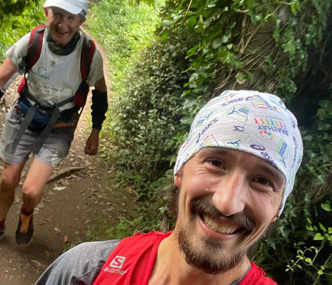 Miraculous Marathon Man conquers 212 miles of South West Coast Path
