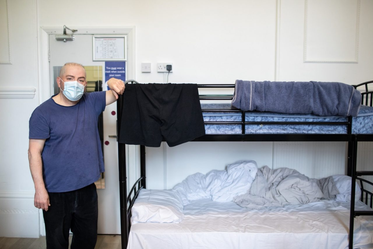 Glass Door Homeless Charity kept doors open throughout the pandemic