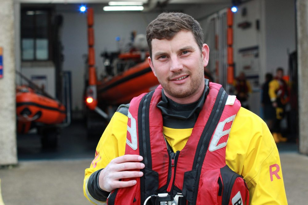 Surfer's dramatic rescue by RNLI to feature in new TV documentary