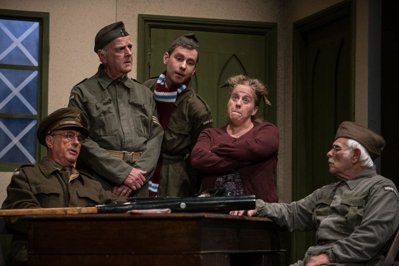 Armed Forces charity to benefit from TV classic's re-creation
