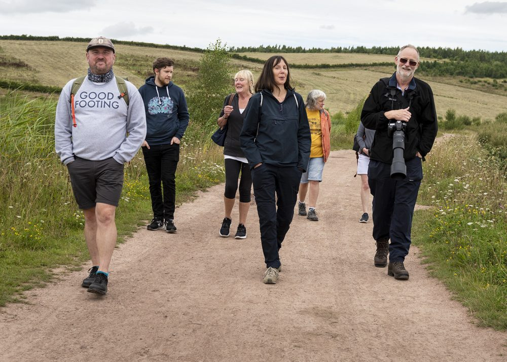 Leeds charity launches wellbeing walks for brain tumour patients and carers across Yorkshire
