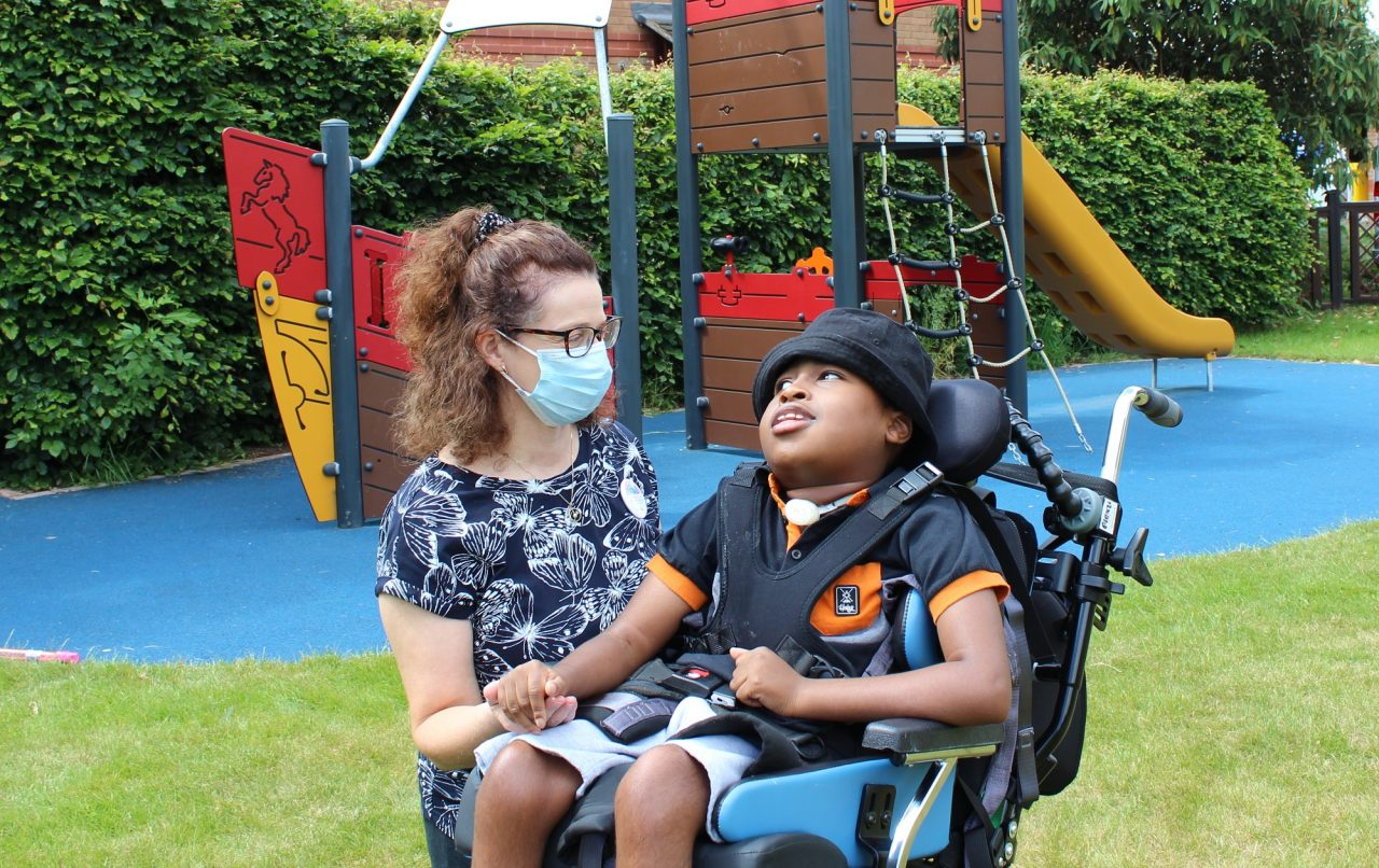 Francis House Children's Hospice: Nearly 30 years on - Jackie Graham shares her memories