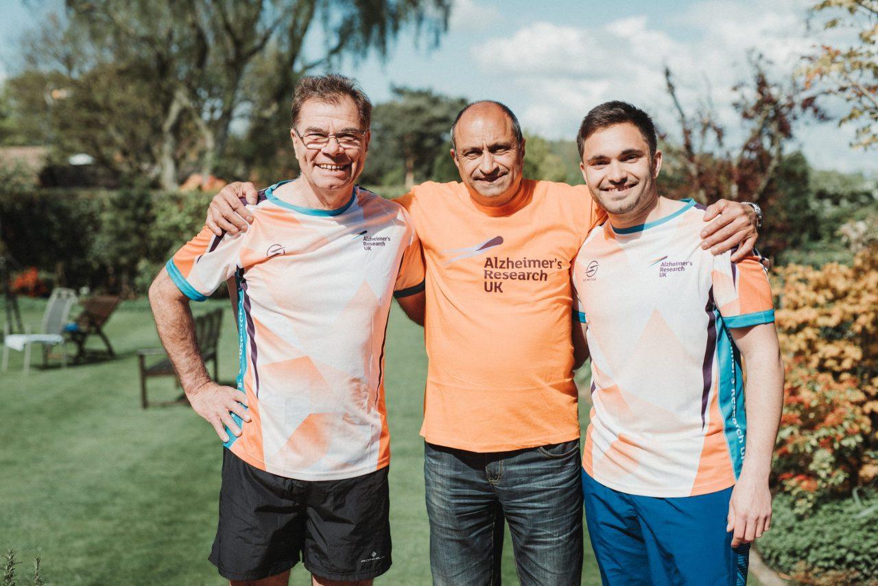 London Marathon team running for hockey legend raise over £35k for dementia research