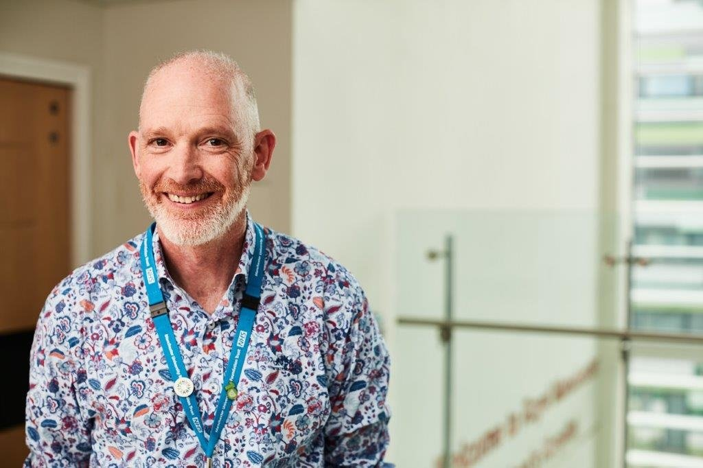 Meet Professor Rob Wynn as he shares some insight as part of Childhood Cancer Awareness Month