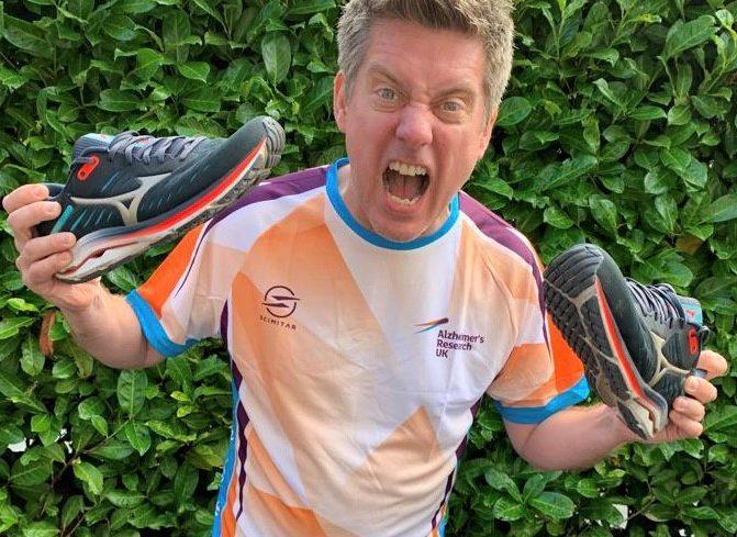 Dick & Dom's Richard McCourt to run marathon in memory of Mum