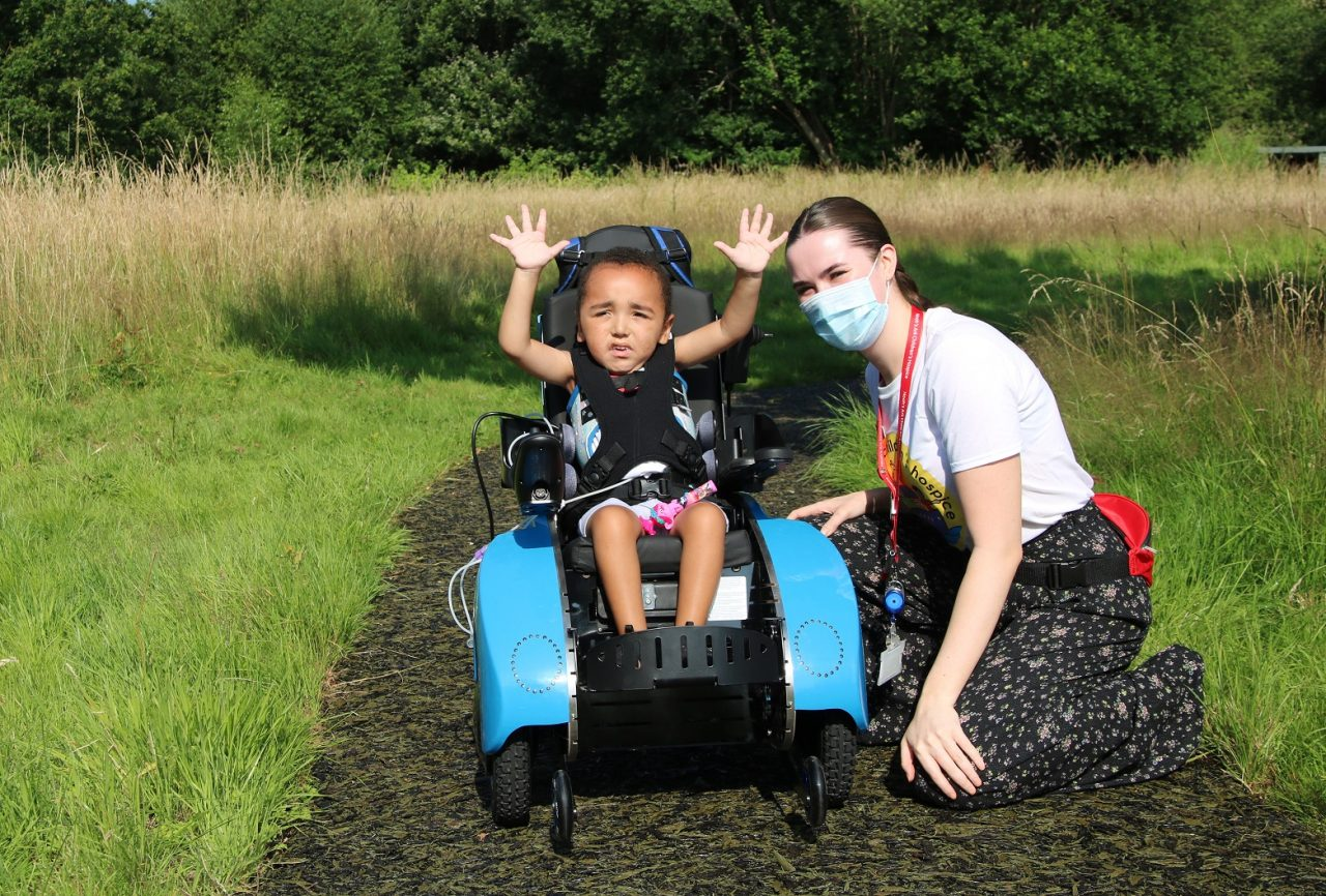 Music therapy brings moments of joy for children with life-threatening conditions