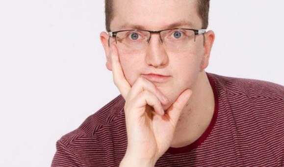 Meet Smile Train UK's newest celebrity Ambassador, Jonny Pelham