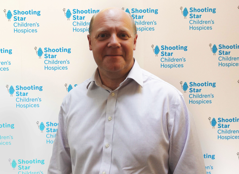 Shooting Star Children's Hospices appoints new Chief Executive