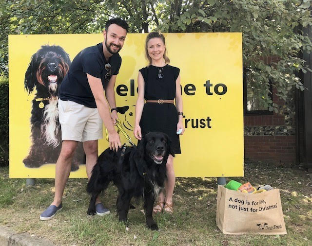 Dogs Trust Snetterton centre rehomes 10,000th dog