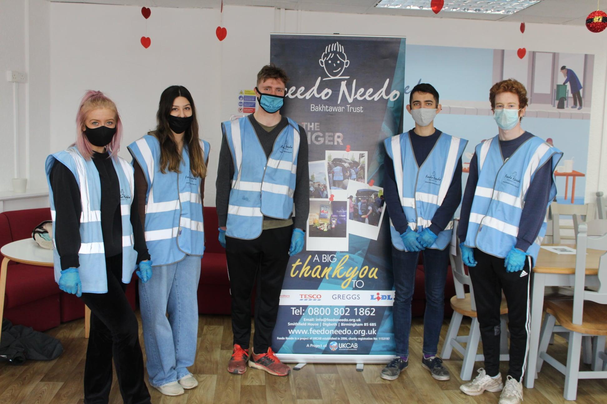 Feedo Needo wins Humanitarian accolade in final of Charity Today Awards