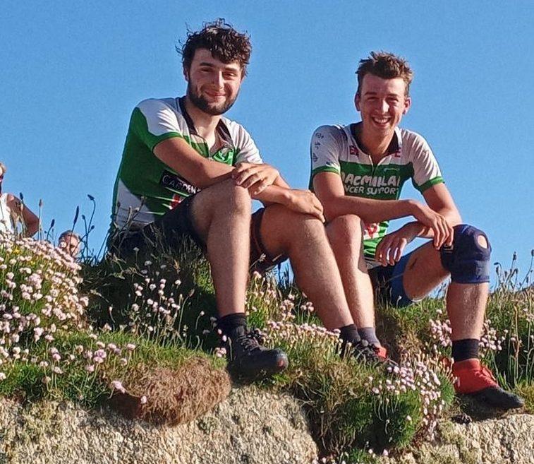 School mates take on Three Peaks in 24 hours