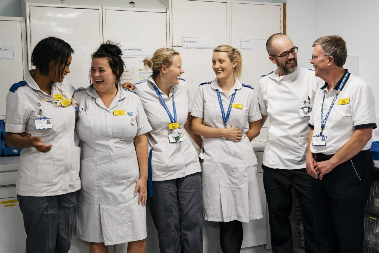 Bristol and Weston NHS charities merge under new name