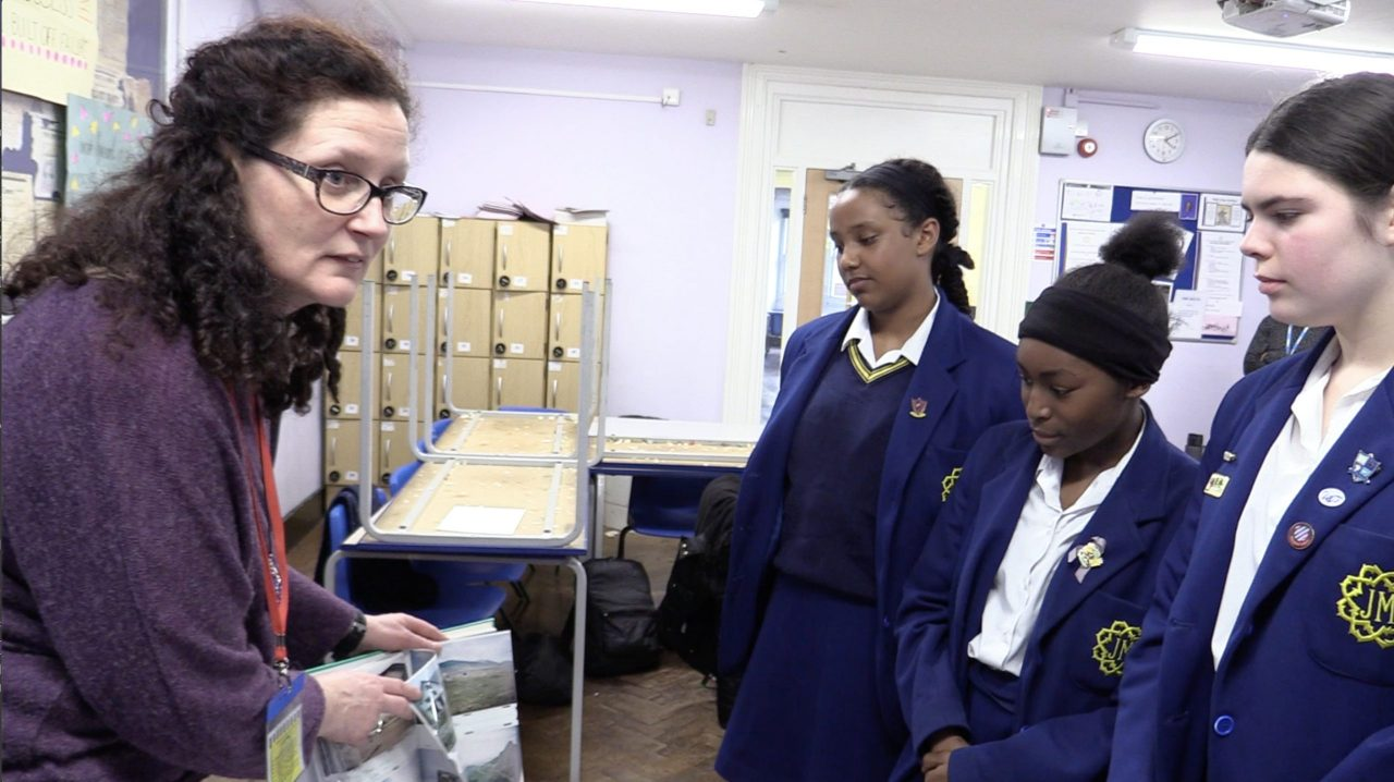 Charities work with local schools to create powerful mental wellbeing educational resource