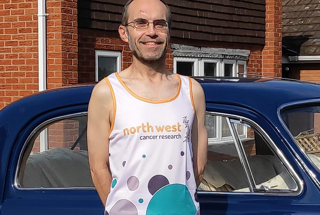 Wrexham runner completes 23rd London Marathon to raise funds for North West Cancer Research