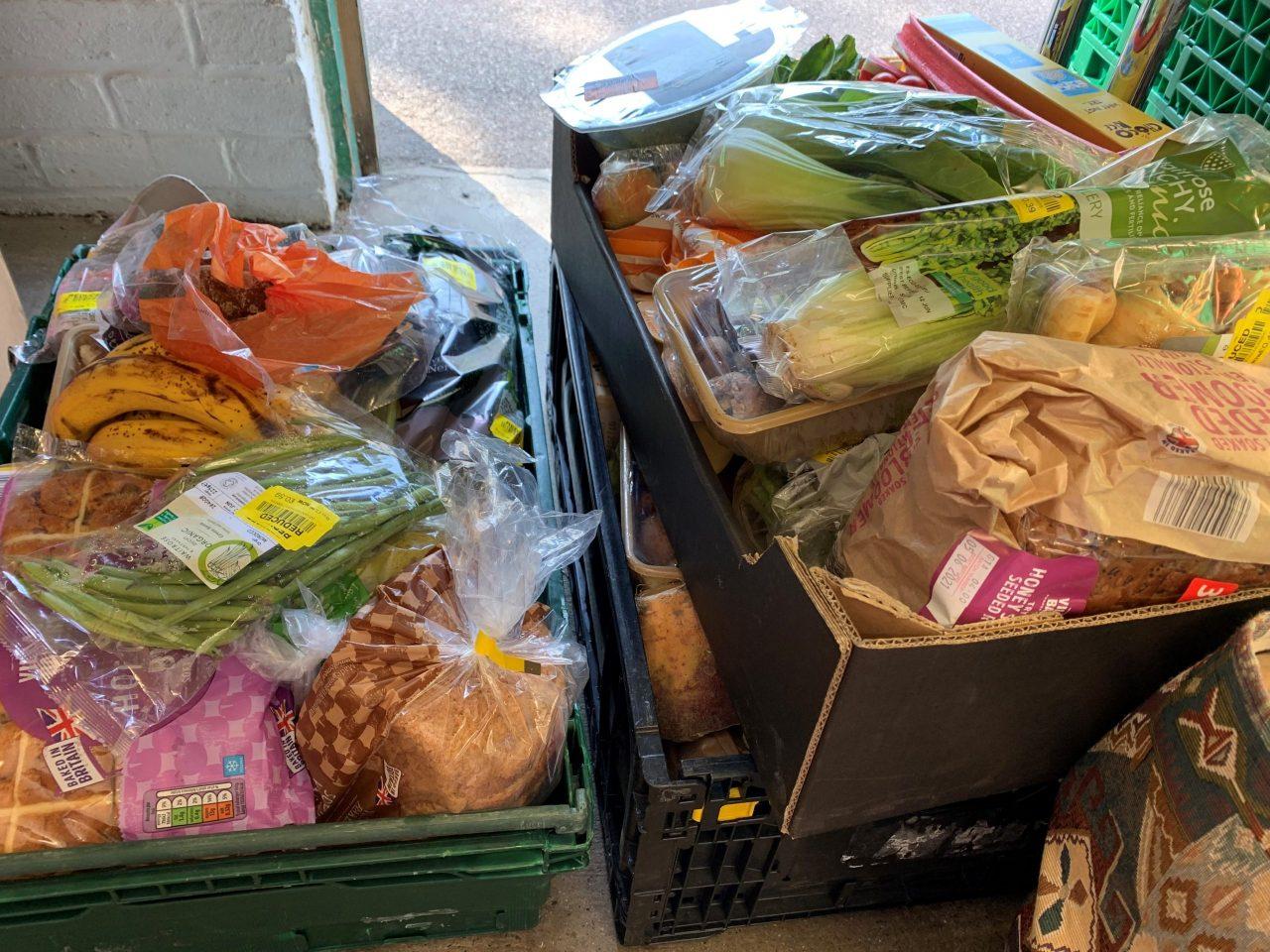 The Vegan Society donates 40 boxes of VEG 1 to those struggling post-pandemic