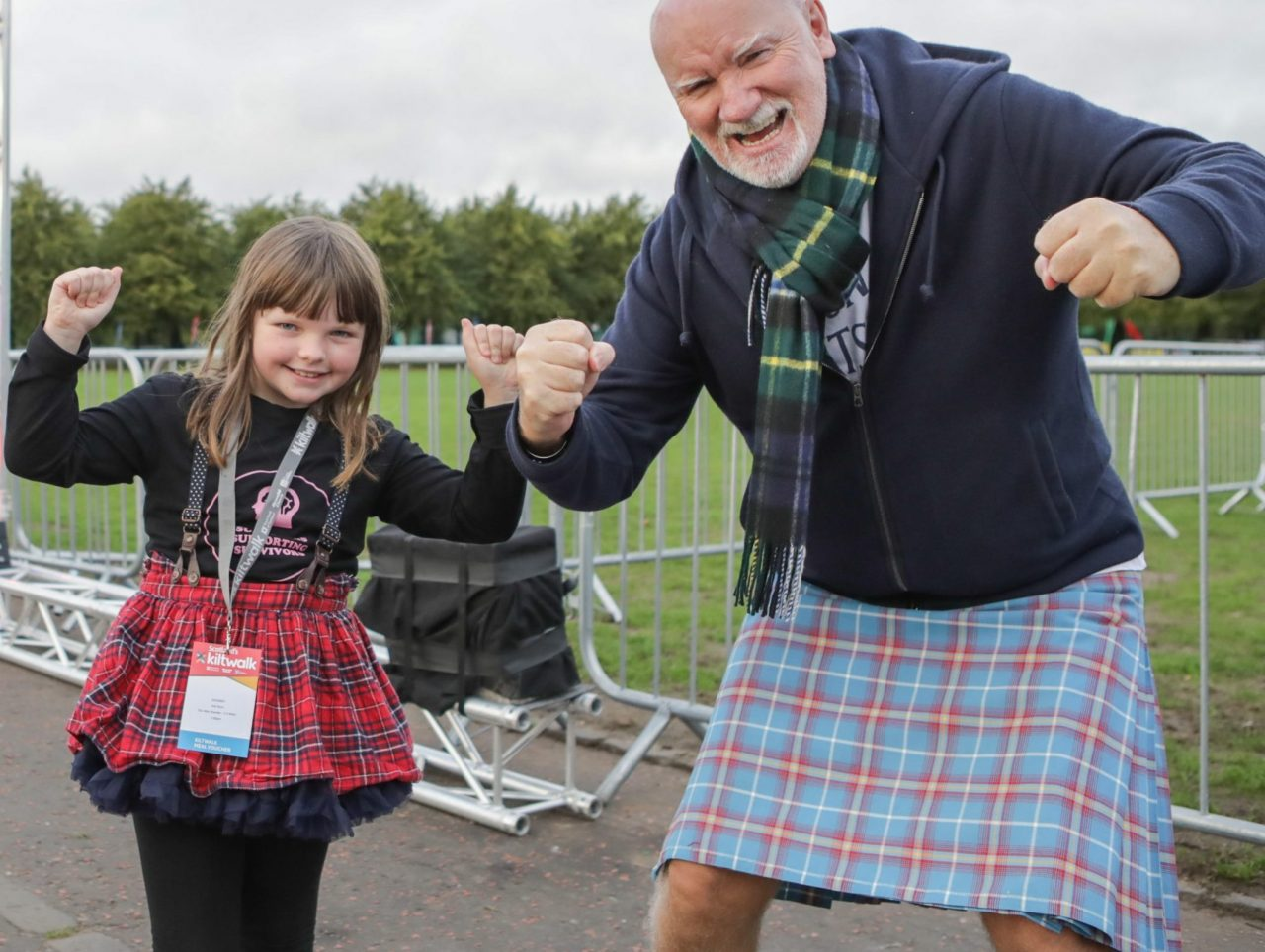 Kiltwalk raises a record £8.4m for charities in 2021