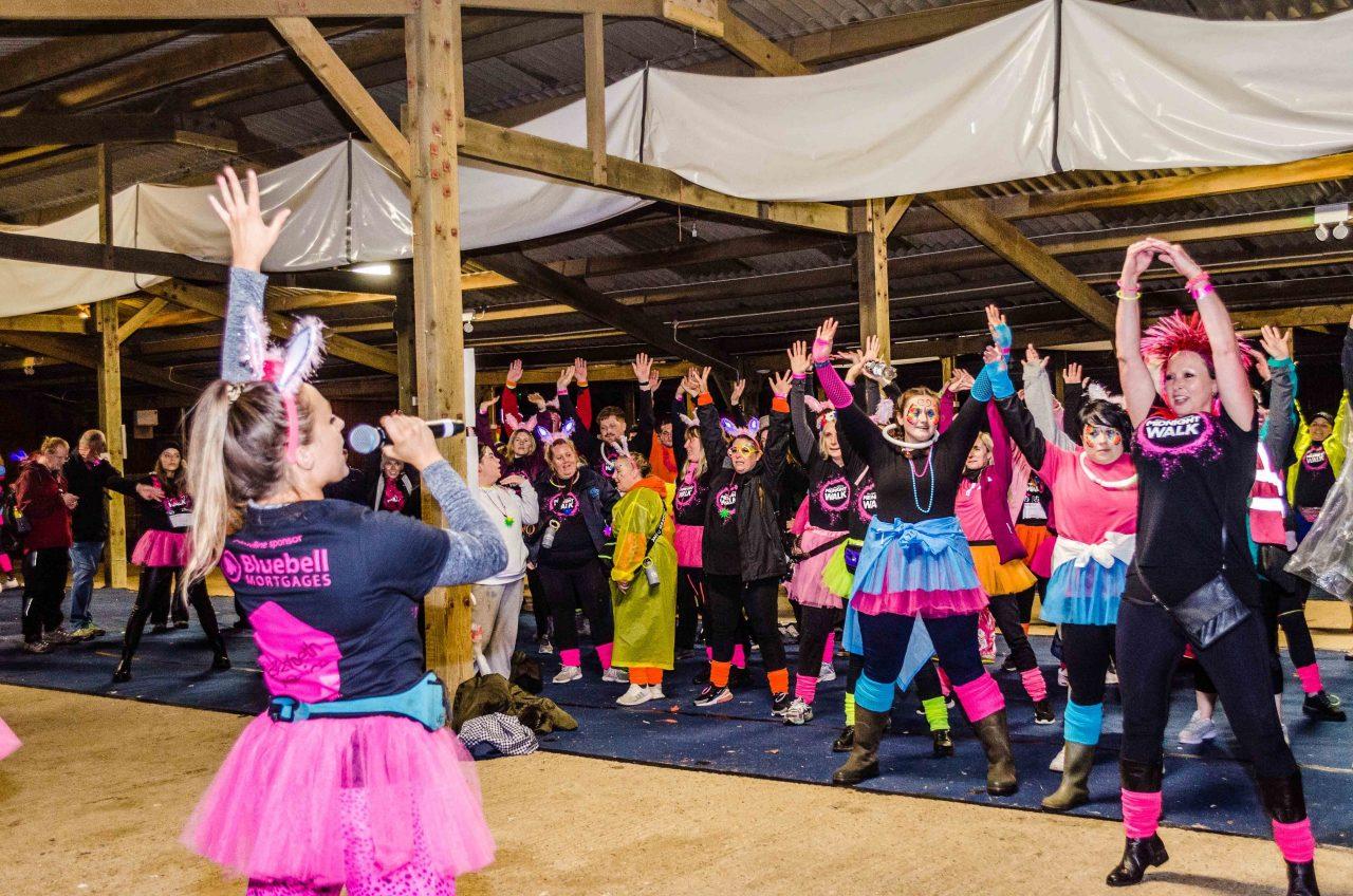 Community unites to make hospice's Midnight Walk a big success