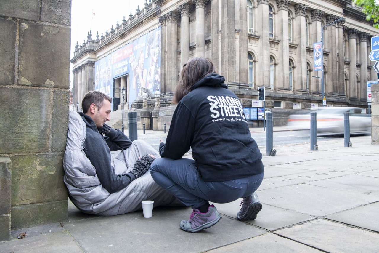 Big increase in homelessness expected across West Yorkshire warns charity