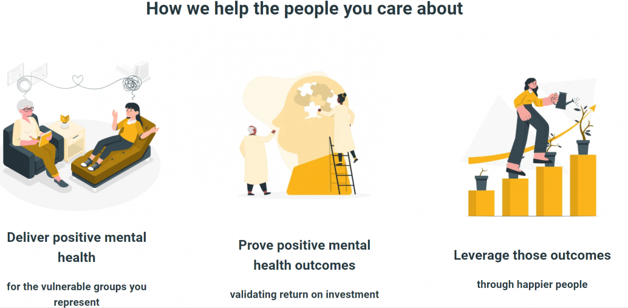 Paranimo's new technology will ease pressure on charities